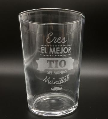 Vaso de cristal de 50cl / 500 ml